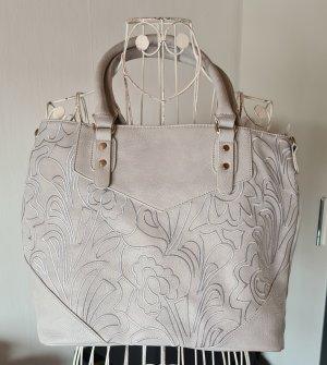 Handtasche * Weiß * Lederoptik * Wie neu *