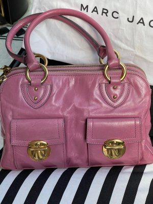 Marc Jacobs Handbag pink leather