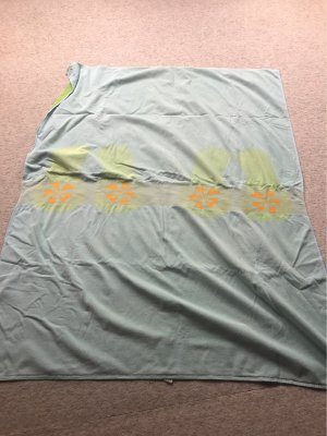 Beach Towel meadow green-light blue
