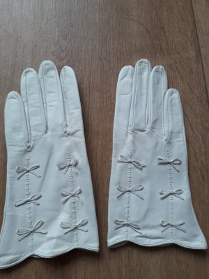 Roeckl Leather Gloves white