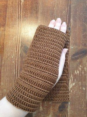 Handarbeit Fingerless Gloves multicolored