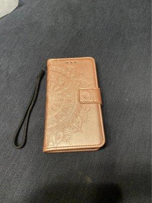 Étui pour téléphone portable rose clair