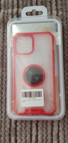 Mobile Phone Case red