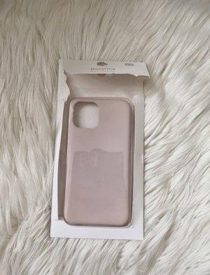 Bershka Hoesje voor mobiele telefoons stoffig roze