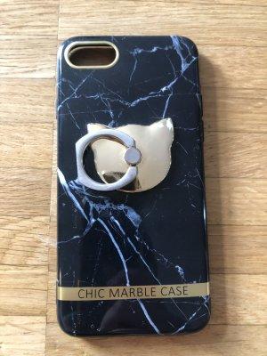 Handy Schutz Hülle Tasche Silikon Marmor Marbel Soft Case Für iPhone 6/6s/7/8