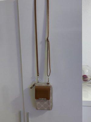 Deichmann Carcasa para teléfono móvil color bronce-crema