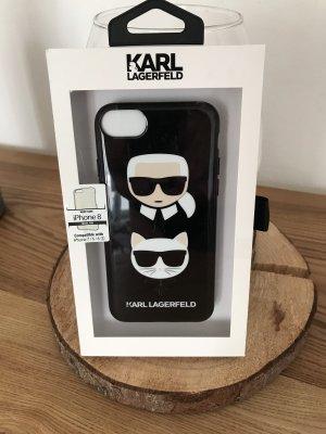 Karl Lagerfeld Pokrowiec na telefon komórkowy Wielokolorowy