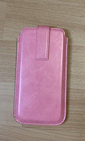 hama Pokrowiec na telefon komórkowy różowy