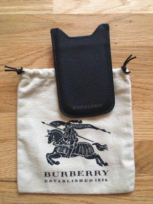 Handyhülle aus Leder von Burberry