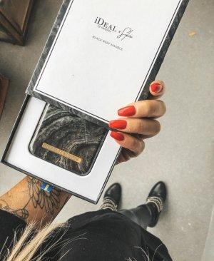 Ideal of Sweden Étui pour téléphone portable noir-gris anthracite