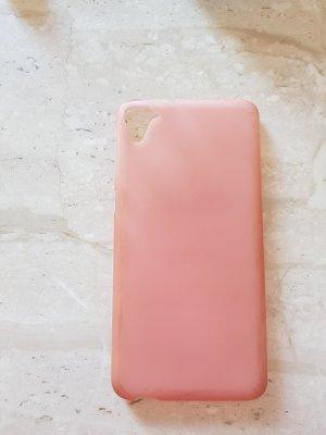 Étui pour téléphone portable rose