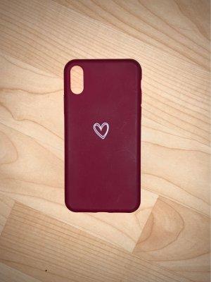 Mobile Phone Case dark red