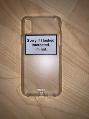 Mobile Phone Case white