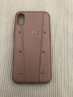 Guess Mobile Phone Case rose-gold-coloured