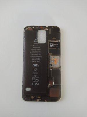 """Handyhülle """"Handyinneres"""" für Samsung Galaxy S5"""