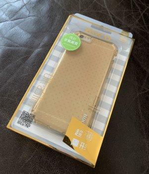 Hoesje voor mobiele telefoons goud Oranje