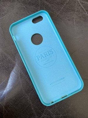 Hoesje voor mobiele telefoons lichtblauw