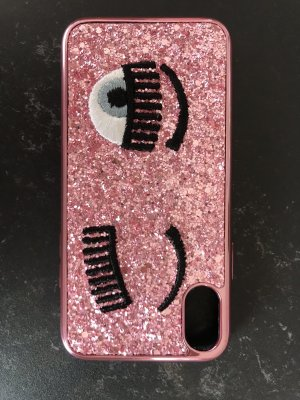 Chiara Ferragni Mobile Phone Case pink-pink