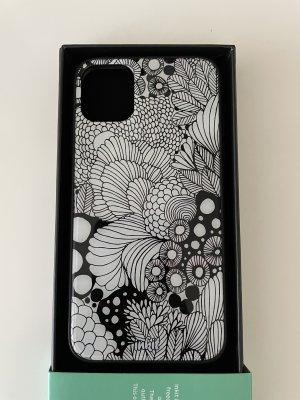Inkit Pokrowiec na telefon komórkowy czarny-biały