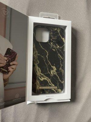 Ideal of Sweden Carcasa para teléfono móvil negro-color oro