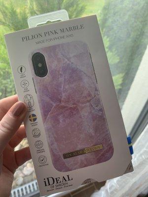 Pokrowiec na telefon komórkowy jasny różowy-jasny fiolet