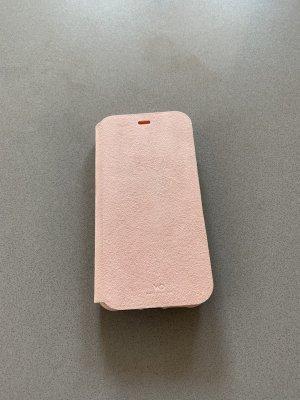Pokrowiec na telefon komórkowy różany