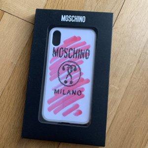 Moschino Mobile Phone Case multicolored