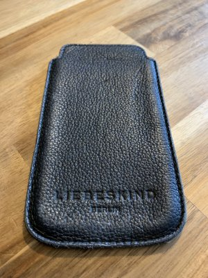Liebeskind Berlin Mobile Phone Case black