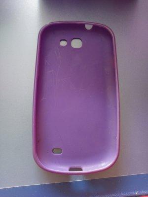 Étui pour téléphone portable violet