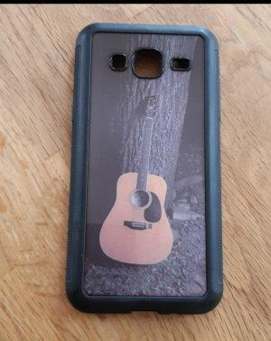 Handyhülle Samsung Galaxy J3 Gitarre