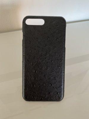 Hoesje voor mobiele telefoons zwart
