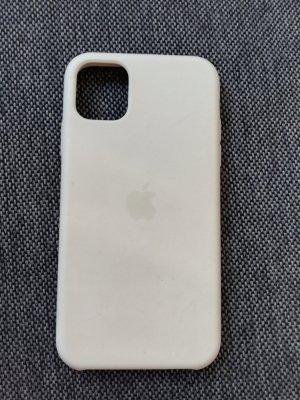 Apple Pokrowiec na telefon komórkowy w kolorze białej wełny