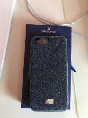 Swarovski Mobile Phone Case blue