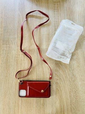 Case Étui pour téléphone portable rouge carmin