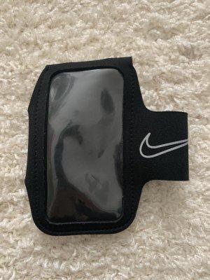 Nike Étui pour téléphone portable noir-blanc