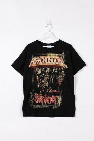 Hanes T-Shirt in Schwarz M