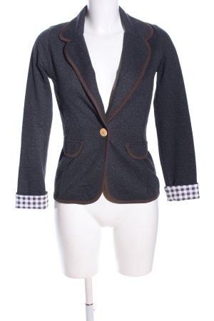 hangowear Woll-Blazer meliert Vintage-Look