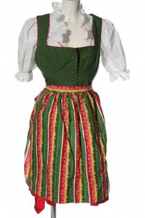 Hannah Collection Dirndl striped pattern party style