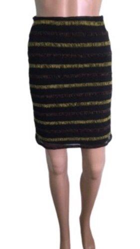 Hanne Heck Rok met hoge taille veelkleurig