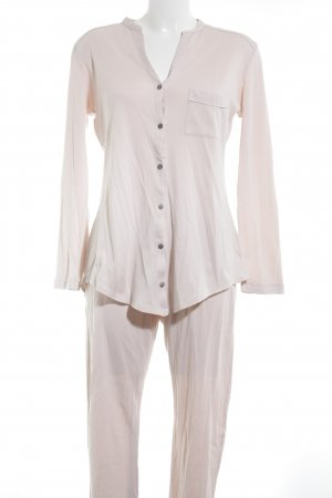 Hanro Leisure suit pink simple style