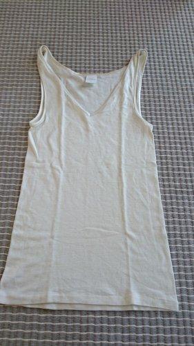 Hanro of Switzerland Top Shirt Wolle Seide XS/34