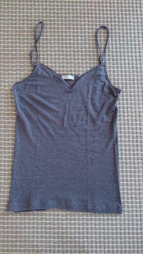 Hanro of Switzerland Top Wool silk Wolle Seide XS/34
