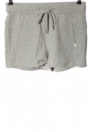 Hanro Sport Shorts light grey flecked casual look