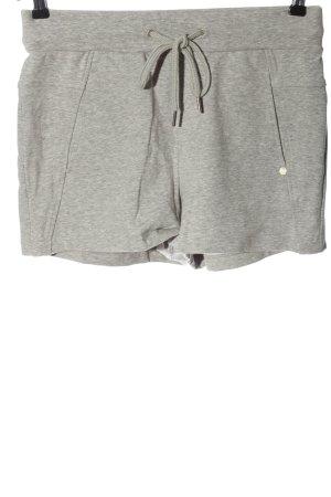 Hanro Pantaloncino sport grigio chiaro puntinato stile casual