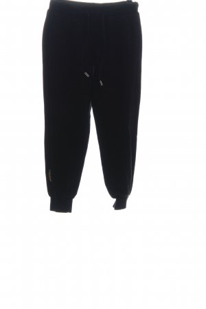 Happiness Pantalone fitness nero stile semplice