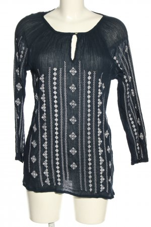 HAPPY FEW Langarm-Bluse