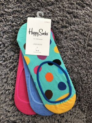 Happy socks Scuffs multicolored