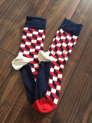 Happy socks Ocieplacz na nogi Wielokolorowy