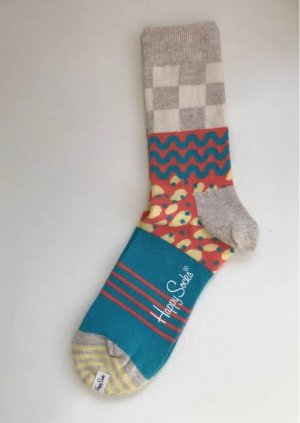 Happy Socks Unisex Socken Gr.36-40