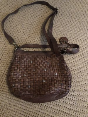 Harbour 2nd Tasche Cognac